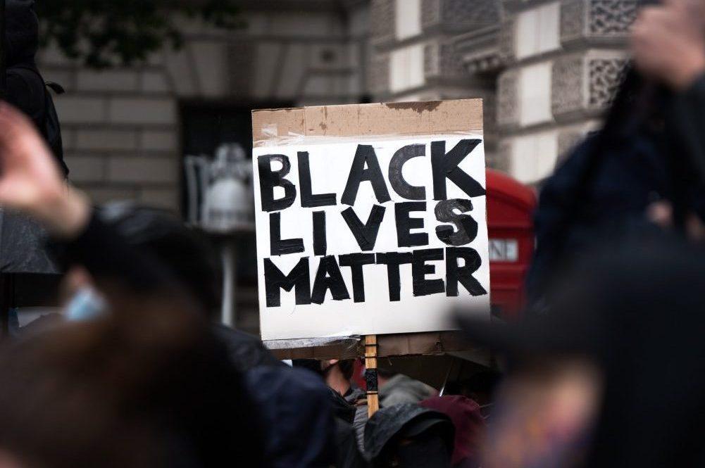 Black Lives Matter als Google trend 2020