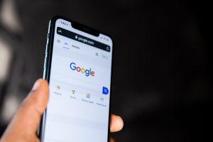 Google trends 2020