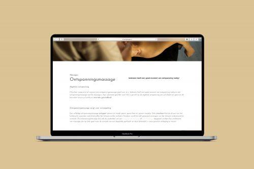 Website Oz massage